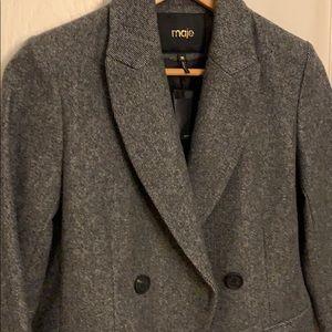 New with TAG Maje wool Blazer